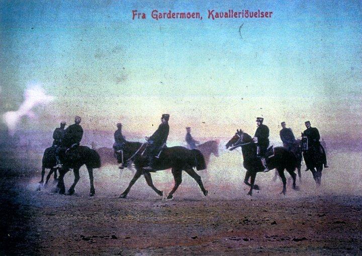 kavaleri-trening
